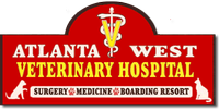 Atlanta West Veterinary Hospital Logo